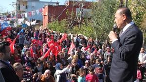 Mithat Alp'ten Cumhur İttifakı'na destek