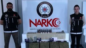 Narkotik polisi Adana'da göz açtırmıyor