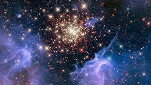 Nasa evrenin sesini yayınladı
