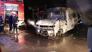 Sanayi sitesinde patlama: 1 ölü 2 yaralı