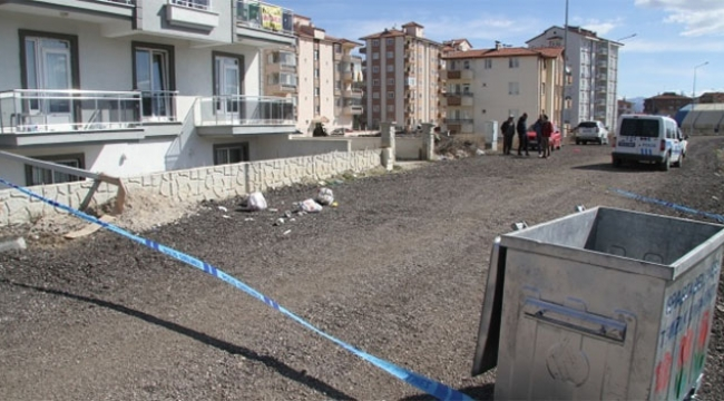 Sinirli komşu üst katında oturan öğrenciyi silahla vurdu