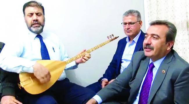 Soner Çetin-Hasan Butuk ile düet yaptı