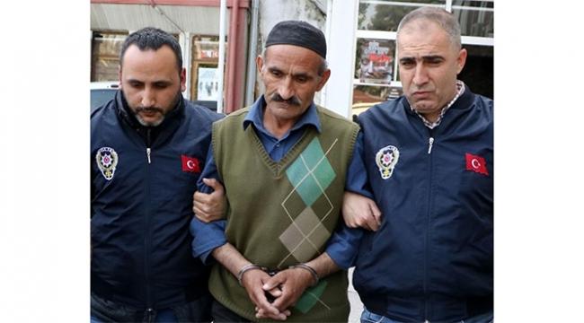 Tahrayla eşini öldüren cani tutuklandı