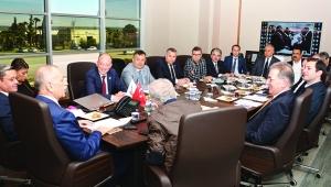 Ulusal Pamuk Konseyi ATB'de toplandı