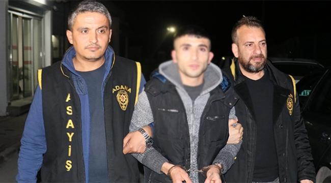 Üvey babasını bıçaklayan zanlı tutuklandı
