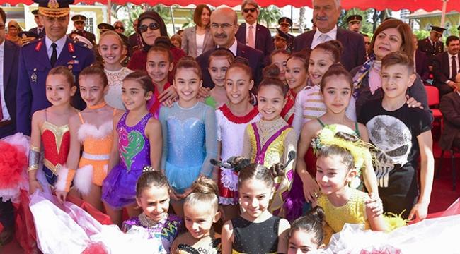 Adana'da 23 Nisan coşkusu