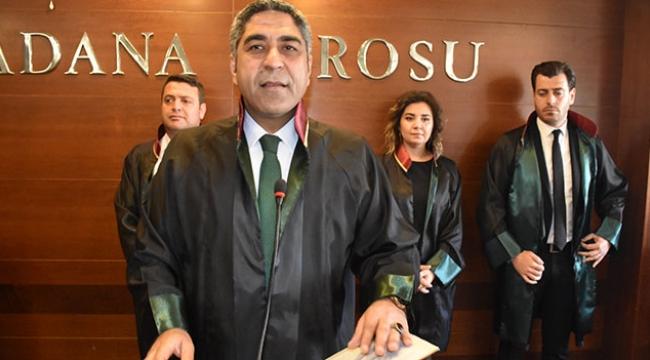 Adana'da avukat sayısı 2 bin 800'e ulaştı