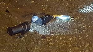Adana'da el yapımı patlayıcı bulundu