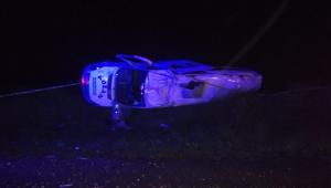 Adana'da korkunç kaza: Yolcu minibüsü şarampole devrildi