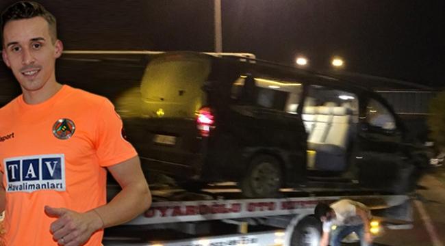 Alanyaspor'u yasa boğan haber: Josef Sural hayatını kaybetti