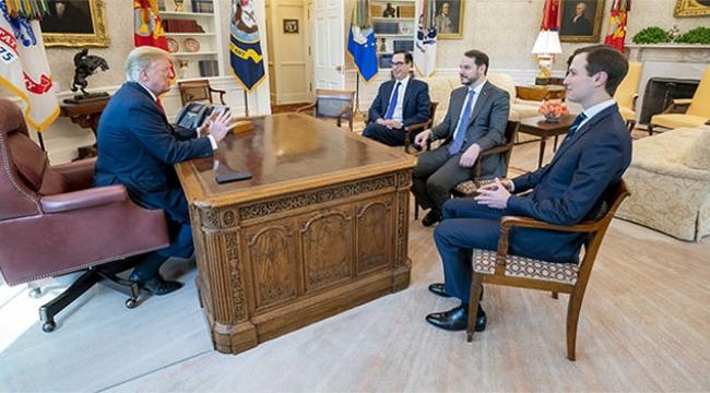 Bakan Albayrak: Trump ile görüştü
