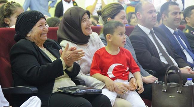 Beyhan Demirtaş'ın şefkat eli her yerde