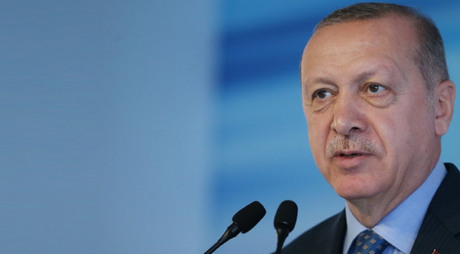 Erdoğan'dan Aram Ateşyan'a mektup