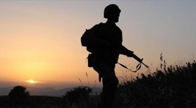 Irak sınırında 4 askerimiz şehit düştü