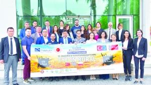 Kırsal alanlarda genç girişimciler artıyor