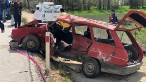Korkunç kazada ağır bilanço: 2 ölü