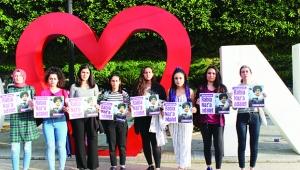 Rabia Naz için adalet çağrısı