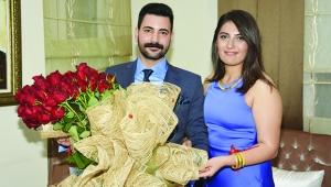 Seray öğretmen evlilik yolunda ilk adımı attı