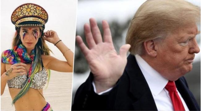 Şeyma Subaşı Trump'a seslendi