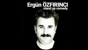Stand Up Comedy Kaktüs Sanat Merkezi'nde