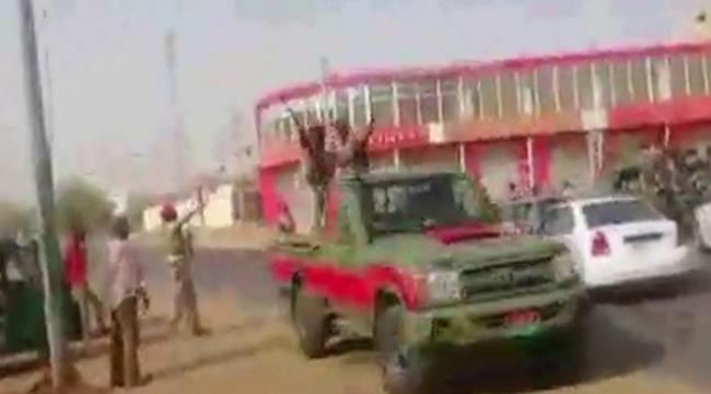 Sudan'da askeri darbe: Ordu yönetime el koydu!