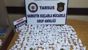 Tarsus'a uyuşturucu darbesi