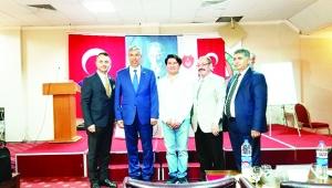 'Türk Silahlı Kuvvetleri Türk milletinin teminatı'