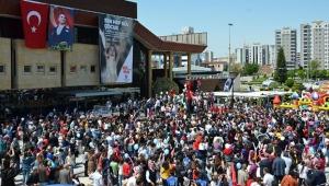 Türk ve mülteci çocukların örnek 23 Nisan dayanışması