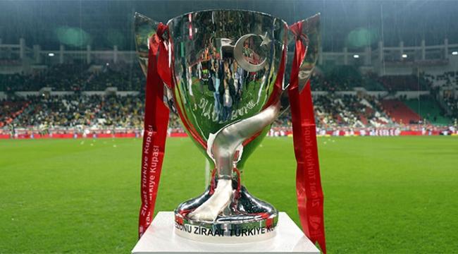 Türkiye Kupası yarı final heycanı başlıyor