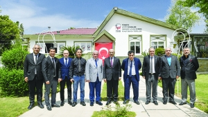 Vali Demirtaş'tan TSYD'ye ziyaret