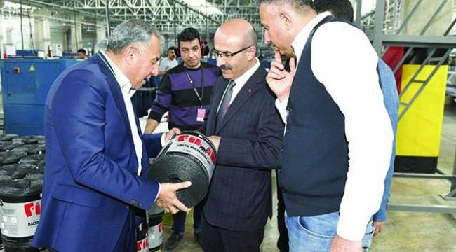 Vali Mahmut Demirtaş'tan yatırımcılara tam destek