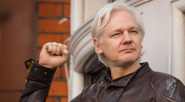 WikiLeaks'in kurucusu gözaltına alındı