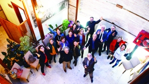 Yazarlarevi'ndeki kültür etkinlikleri ilgi görüyor