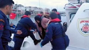 Yunan adalarına kaçmaya çalışan kaçaklar yakalandı