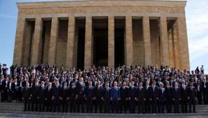 19 Mayıs Atatürk'ü Anma, Gençlik ve Spor Bayramı törenlerle kutlanıyor