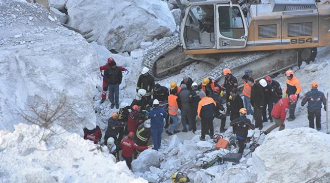3 işçinin öldüğü heyelanla ilgili tutuklanan yetkililerin cezası belli oldu