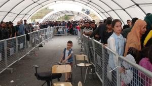 4 günde 3 bin Suriyeli ülkesine döndü