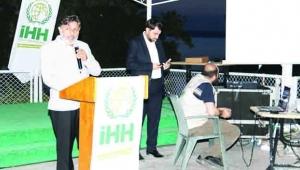 Adana İHH iftar etkinliğinde buluştu