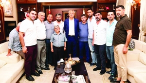 Adana Vefaspor'dan Karalar'a ziyaret