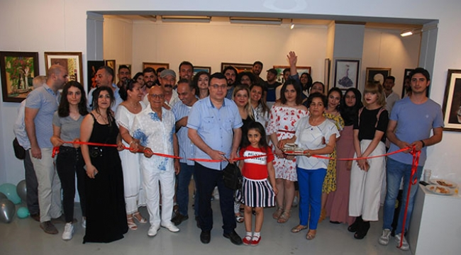 Anadolu Güzel Sanatlar Merkezi'nden dönem sonu sergisi