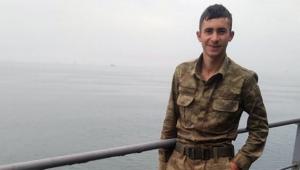 Askerden izinli gelen genç ölü bulundu