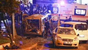 Beşiktaş saldırısı davasında 4 sanık 4890 yıl hapis cezasına çarptırıldı