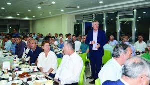 Büro Memur–Sen'den birlik ve beraberliği pekiştiren iftar