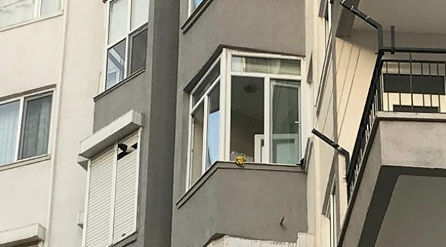 Cam silerken 4. kattan düşen kadın öldü