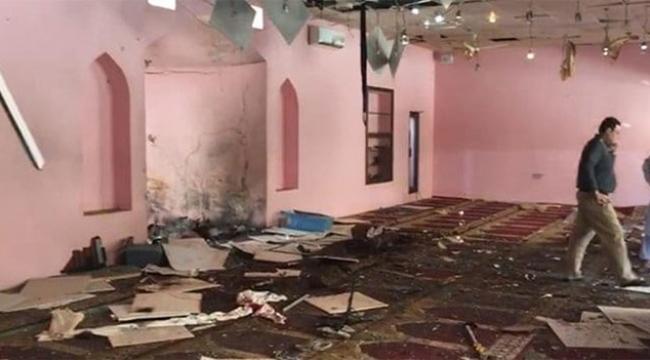 Camide patlama: 1 ölü, 16 yaralı