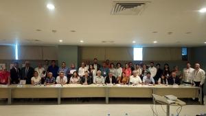 CHP'li belediye meclis üyeleri yerel yönetim eğitimine katıldı