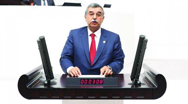Çulhaoğlu trafik güvenliğini Meclis gündemine taşıdı