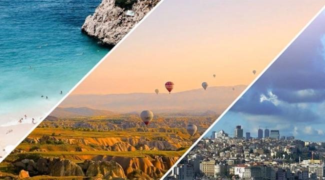 Dünya üzerinde gezilmesi gereken 10 muhteşem yer