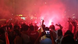 Galatasaray'ın şampiyonluğu Adana'da da kutlandı