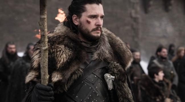 Game of Thrones'un Jon Snow'u rehabilitasyon merkezinde